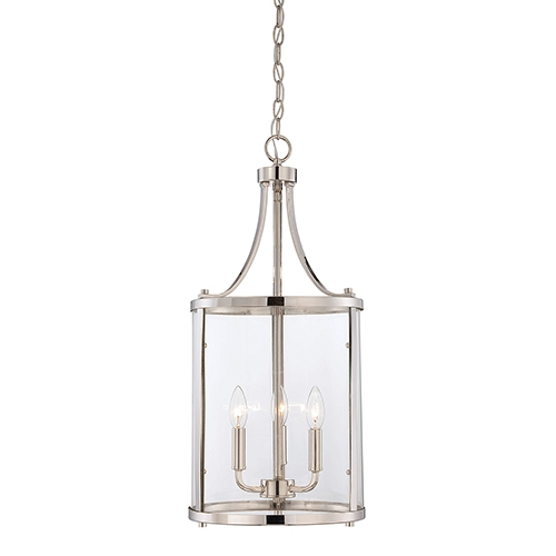 Fantastic New Octagon Pendant Lights In Amusing Polished Nickel Pendant Lights 12 With Additional Octagon (Image 12 of 25)