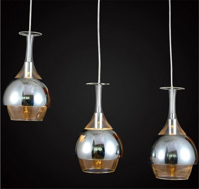 Featured Image of Glass Pendant Ceiling Lights