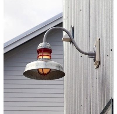 Fantastic Preferred Barn Lights With Regard To Renewed Classic Gooseneck Barn Lights (Image 11 of 25)