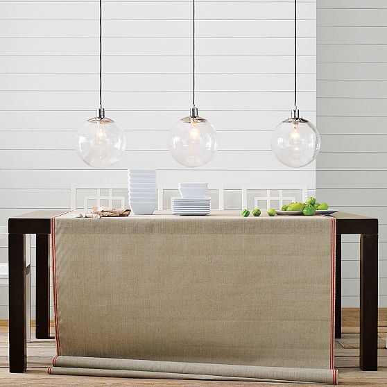 Fantastic Premium West Elm Cluster Pendants Pertaining To The Modern Sophisticate Globe Pendants (Image 12 of 25)