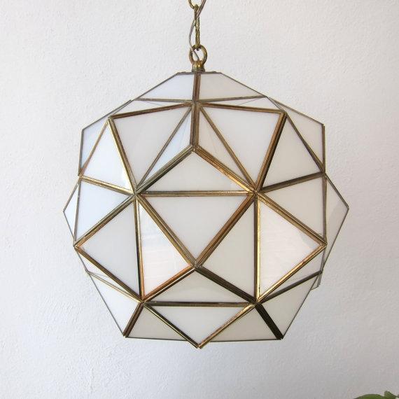 Fantastic Series Of Honeycomb Pendant Lights Regarding Tallulah Copper Pendant Light Mercury Pendants John Lewis And (Image 9 of 25)