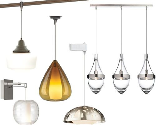 Featured Image of Halo Track Pendant Lights