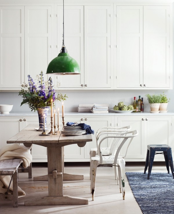 Fantastic Trendy Green Kitchen Pendant Lights In Inspired Green Industrial Lights The Inspired Room (Image 8 of 25)