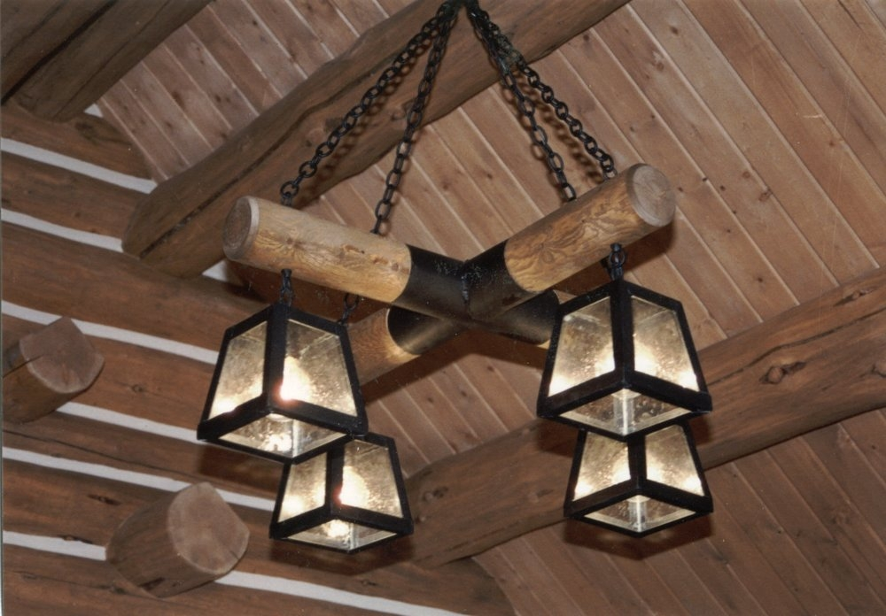Fantastic Variety Of Rustic Lighting In Rustic Chandeliers Lodge Cabin Lighting Rustic Lighting Cocolabor (Image 10 of 25)