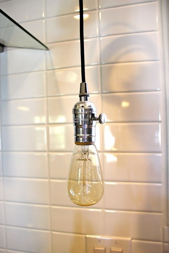 Fantastic Wellknown Bare Bulb Filament Pendants Polished Nickel With Regard To 17 Best Lighting Images On Pinterest (Image 11 of 25)