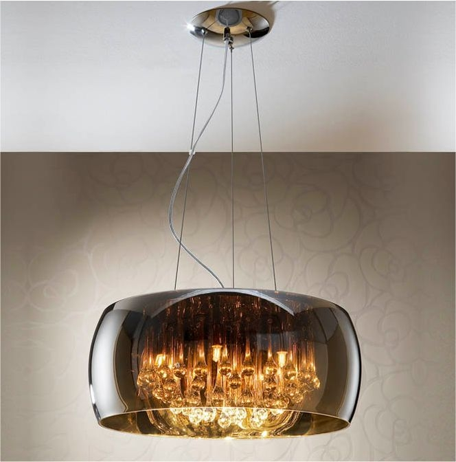 Fantastic Wellknown Glass Shades For Pendant Lights Pertaining To Crystal Glass Shades For Pendant Lights Very Good Glass Shades (View 14 of 25)