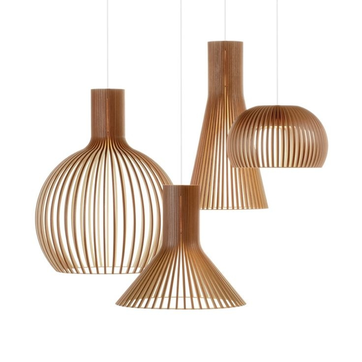 Fantastic Well Known Wooden Pendant Lights Intended For Best 25 Scandinavian Pendant Lighting Ideas On Pinterest (Image 12 of 25)