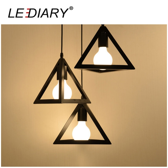 Fantastic Wellliked Base Plate Pendant Lights In Lediary 3 Head Round Base Plate Pendant Lamp E27 Holder Wrought (Image 11 of 25)