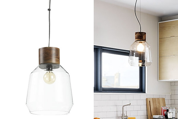 Fantastic Widely Used Cb2 Pendant Lights With Regard To Wood Meets Geometric Style In 1 Of Todays Prime Trends Best Of (View 6 of 25)