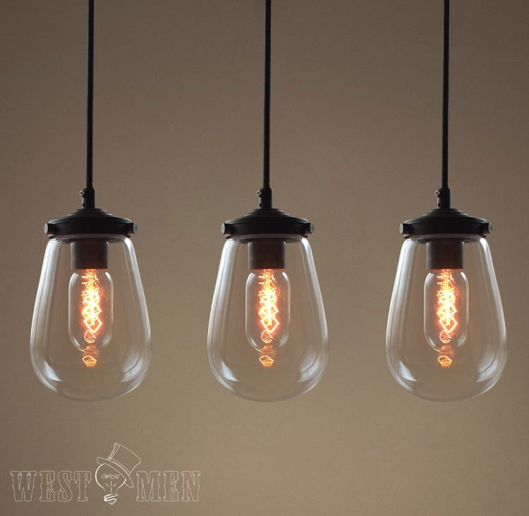 Fantastic Widely Used Pendant Light Edison Bulb Intended For 2014 Hot Sales Crystal Pendant Lights Modern Clear Glass Globe (Image 14 of 25)