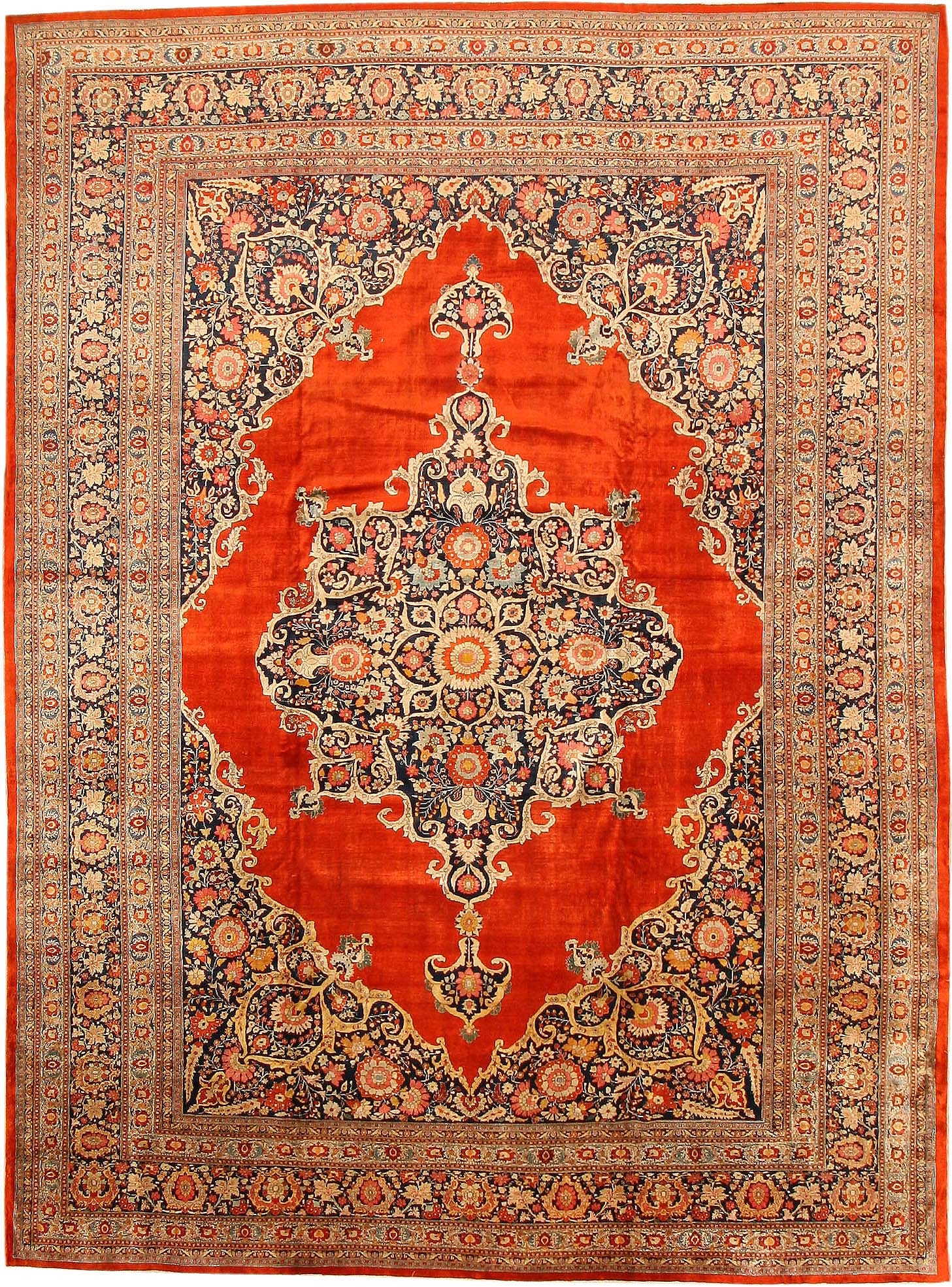 15 Inspirations Persian Rugs Area Rugs Ideas