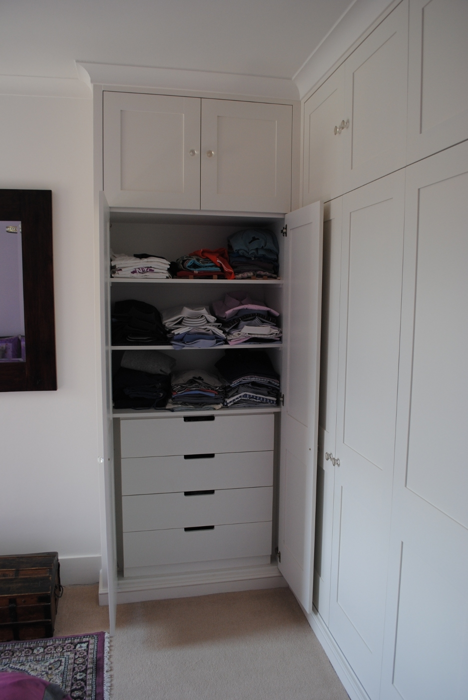 Fitted Furniture In Drawers For Fitted Wardrobes (Image 11 of 15)