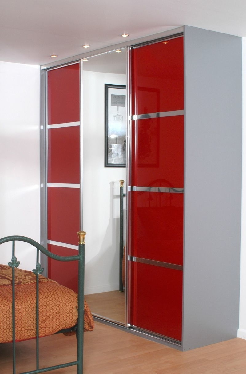 Fitted Sliding Wardrobe Doors In Kent Regarding Sliding Door Wardrobes (Image 5 of 25)