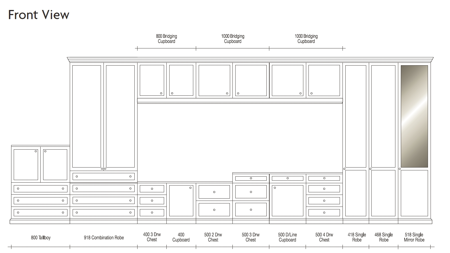 Fitted Wardrobes And Fitted Bedrooms Furniture At Over 25 Off Rrp Throughout Fitted Wardrobe Depth (View 3 of 15)
