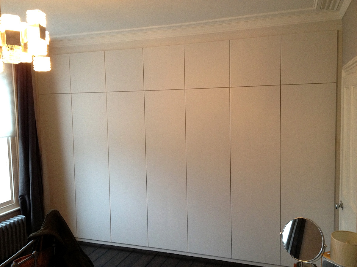 Fitted Wardrobes Bookcases Shelving Floating Shelves London With Bespoke Cupboards (Image 12 of 15)