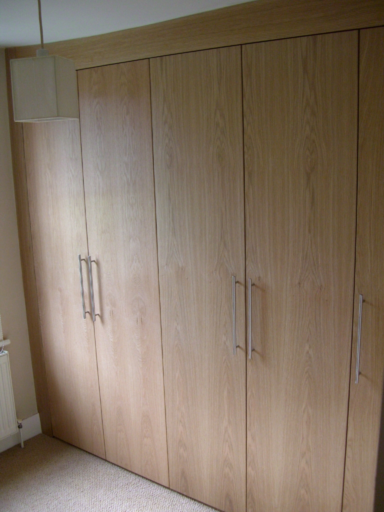 Fitted Wardrobes Brighouse Lightfoot Joinery Pertaining To Wall Wardrobes (Image 7 of 15)