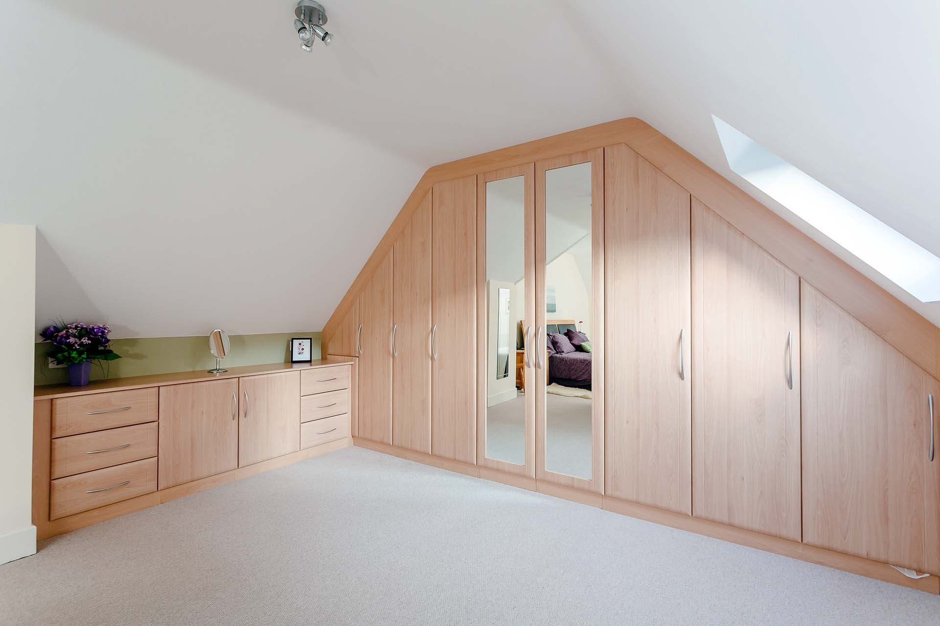 Fitted Wardrobes Custom World Bedrooms With Regard To Wall Wardrobes (Image 8 of 15)
