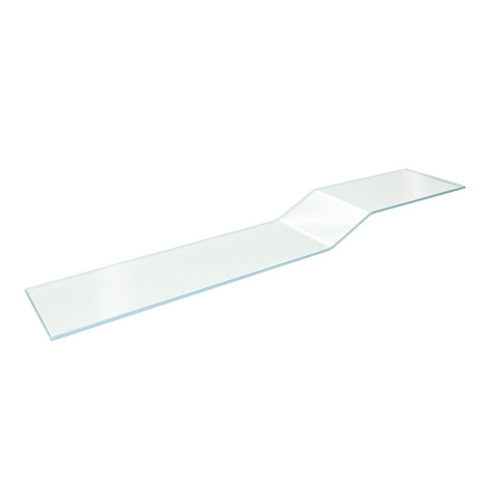 Floating Shelves Clear Shelves Shelf Brackets Storage Within Clear Glass Floating Shelves (Image 13 of 15)