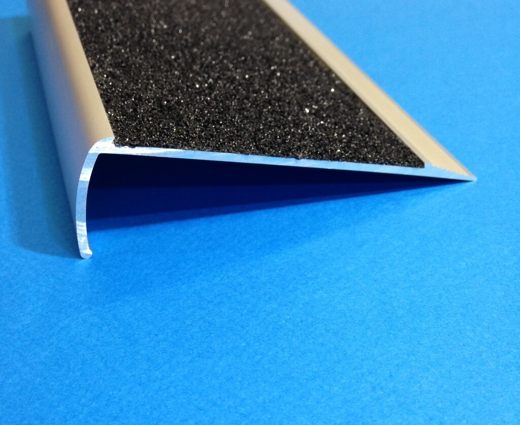 Flooring Non Slip Stair Treads For Safety Non Slip Stair Tread With Regard To Skid Resistant Stair Treads (Image 9 of 15)