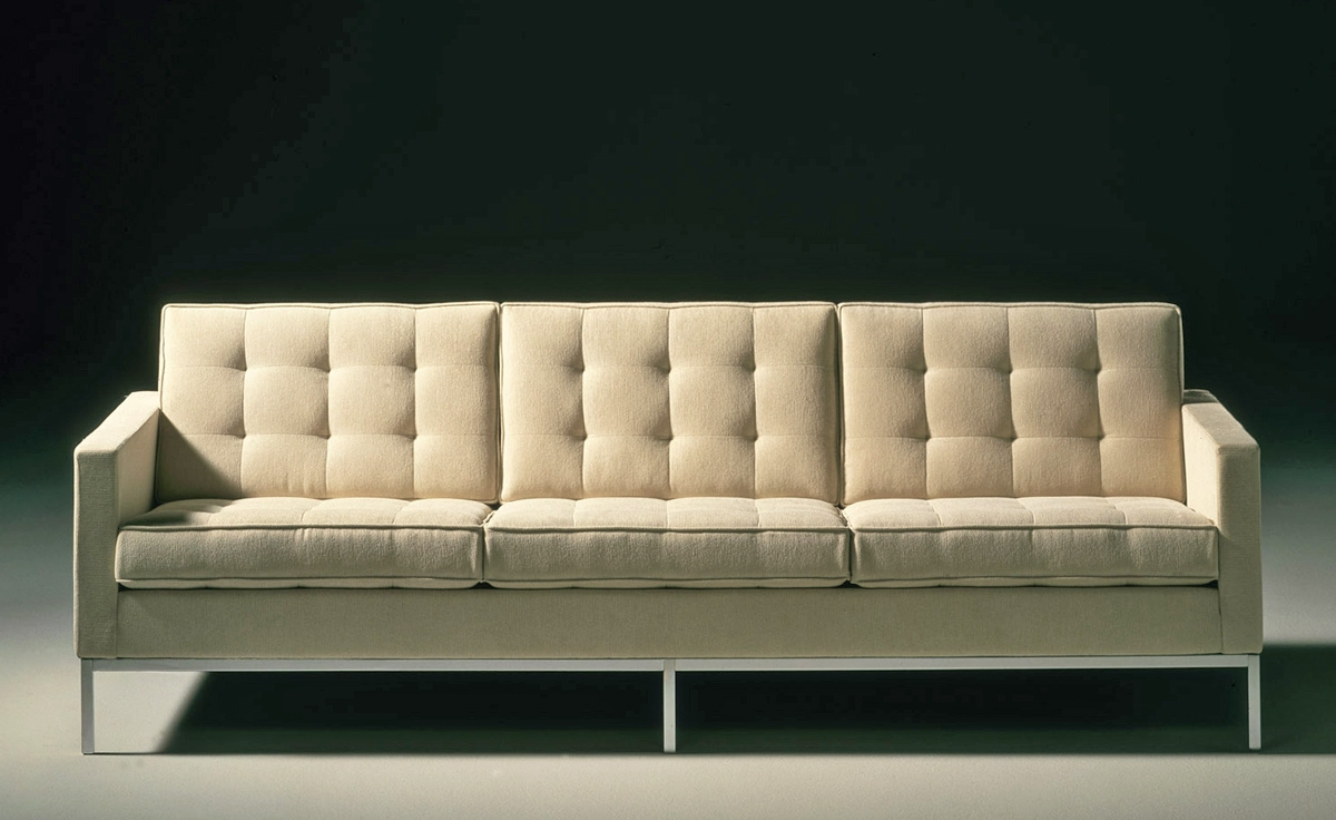 Featured Image of Florence Knoll Fabric Sofas