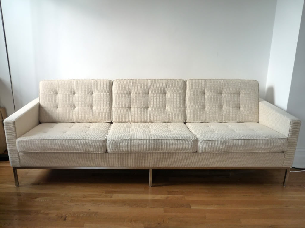 Florence Knoll Leather Sofa Modern Sofas River Academy In Florence Sofas (Image 4 of 15)