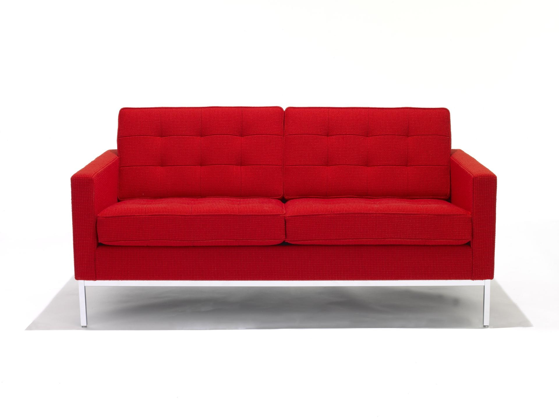 Florence Knoll Sofa 2 Seat Our Summer Sale Is Now On Up To 20 Pertaining To Florence Medium Sofas (View 7 of 15)