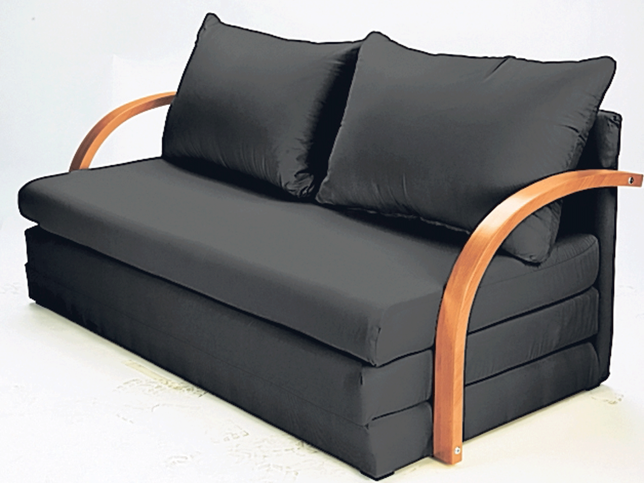 Fold Out Sofa For Folding Sofa Chairs (Image 6 of 15)