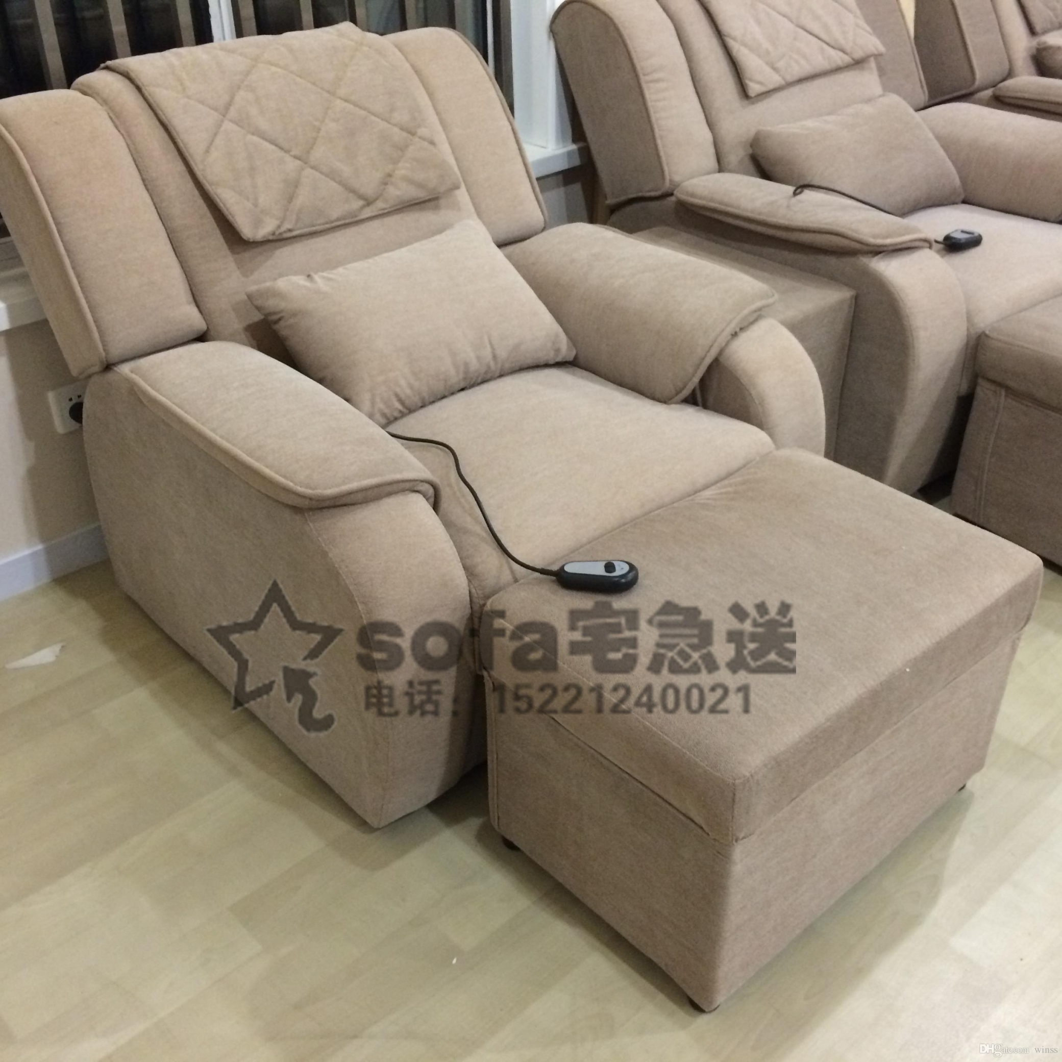 Foot Massage Chairs Throughout Foot Massage Sofa Chairs (Image 3 of 15)