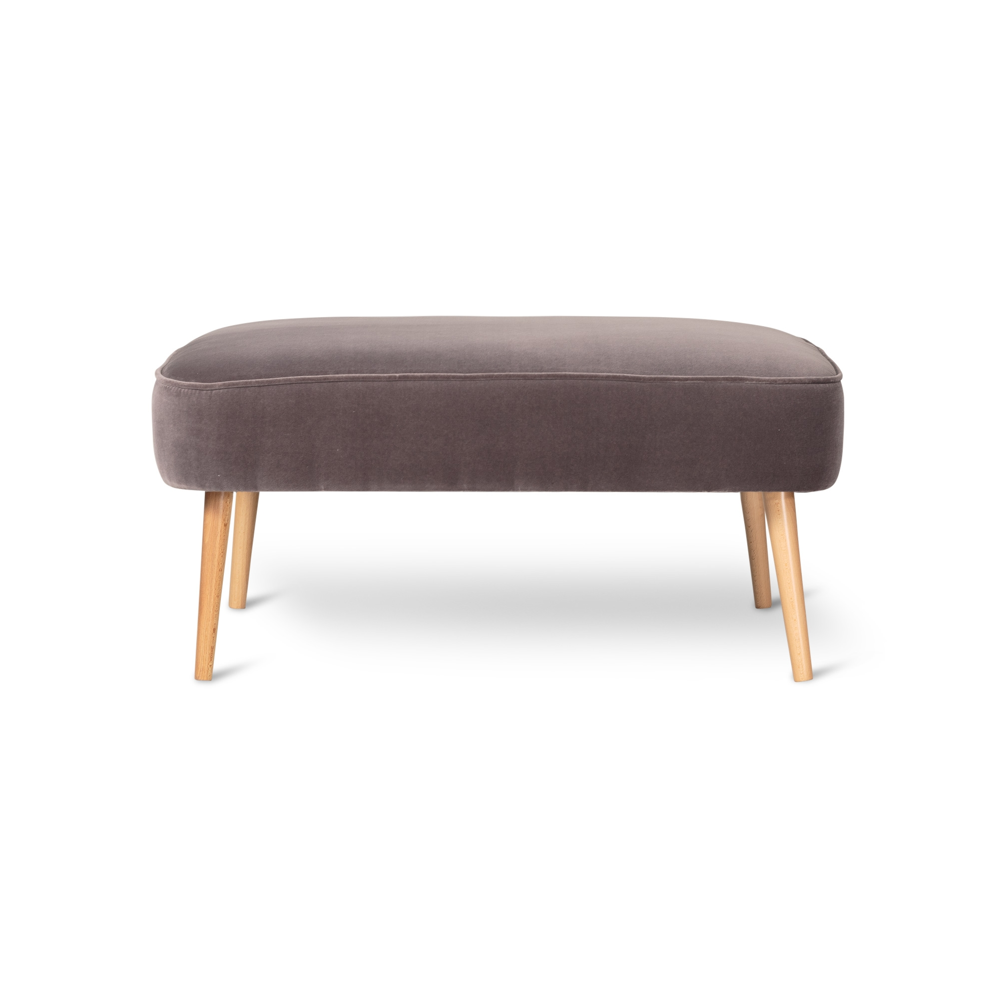 Featured Image of Velvet Footstool