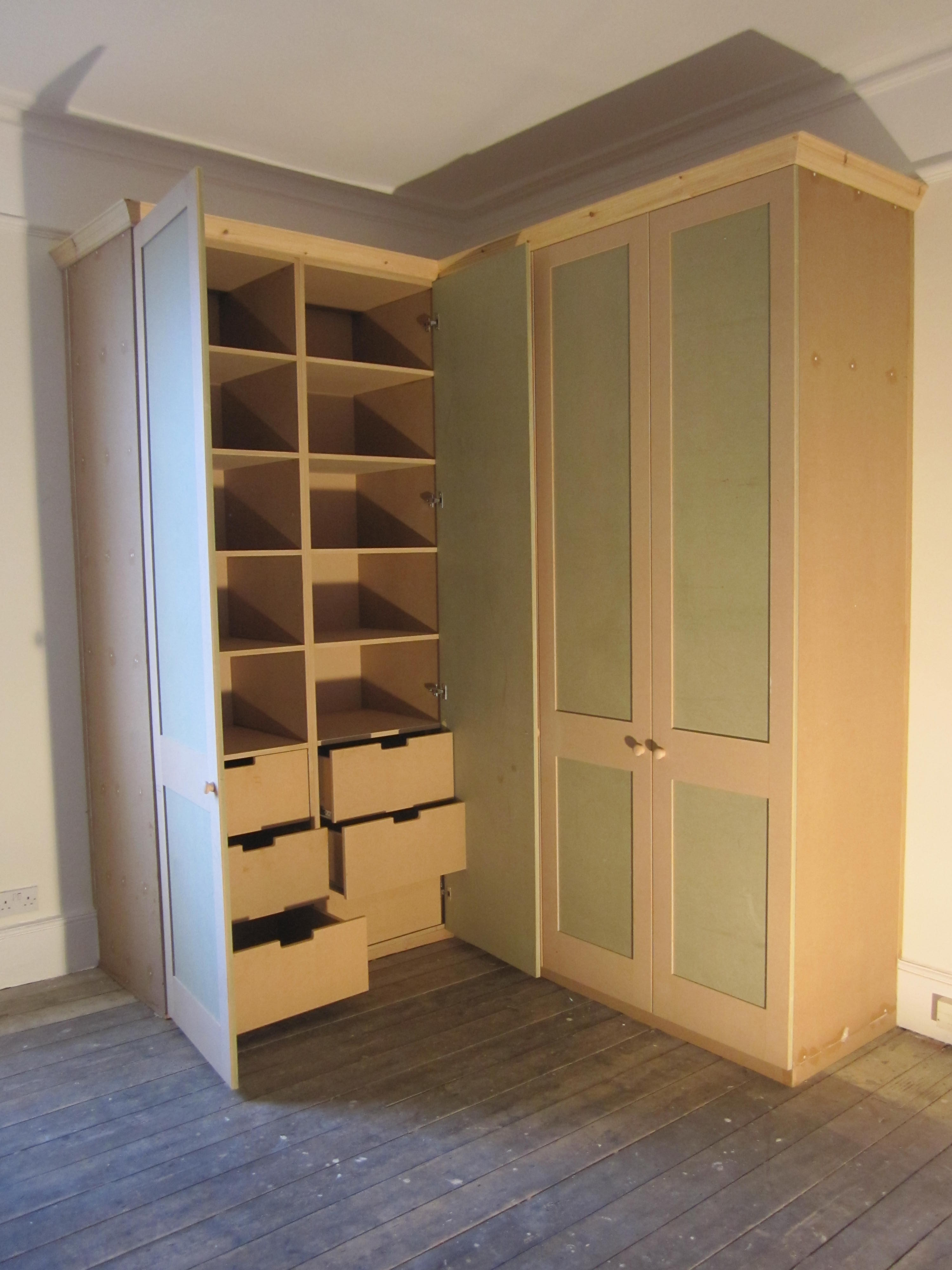For Idea Of Drawer Shape Only Closets Pinterest Drawers And Intended For Wardrobes With Shelves (Image 8 of 15)