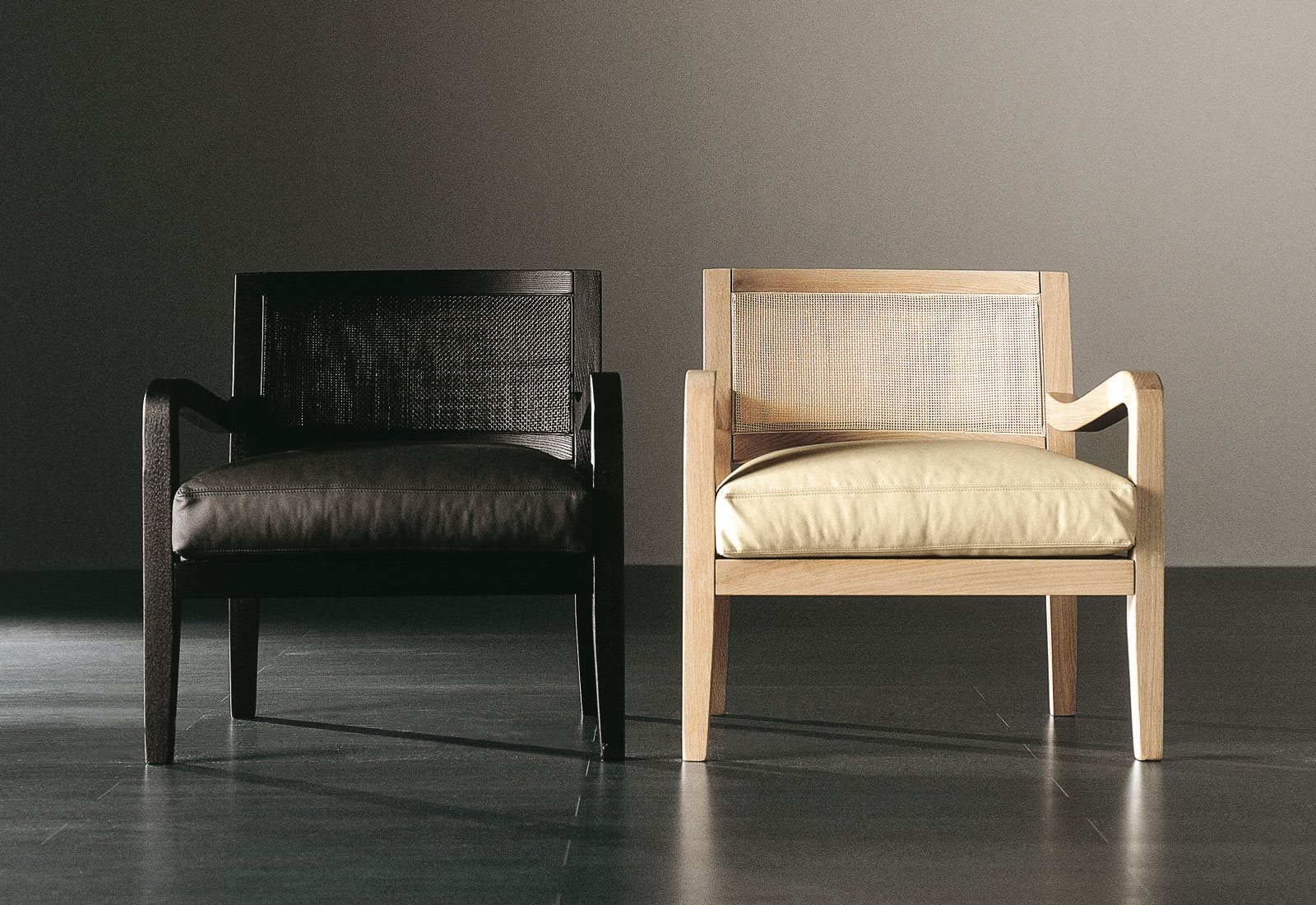 Forrest Wood Small Armchairs Meridiani Srl In Small Arm Chairs (Image 7 of 15)