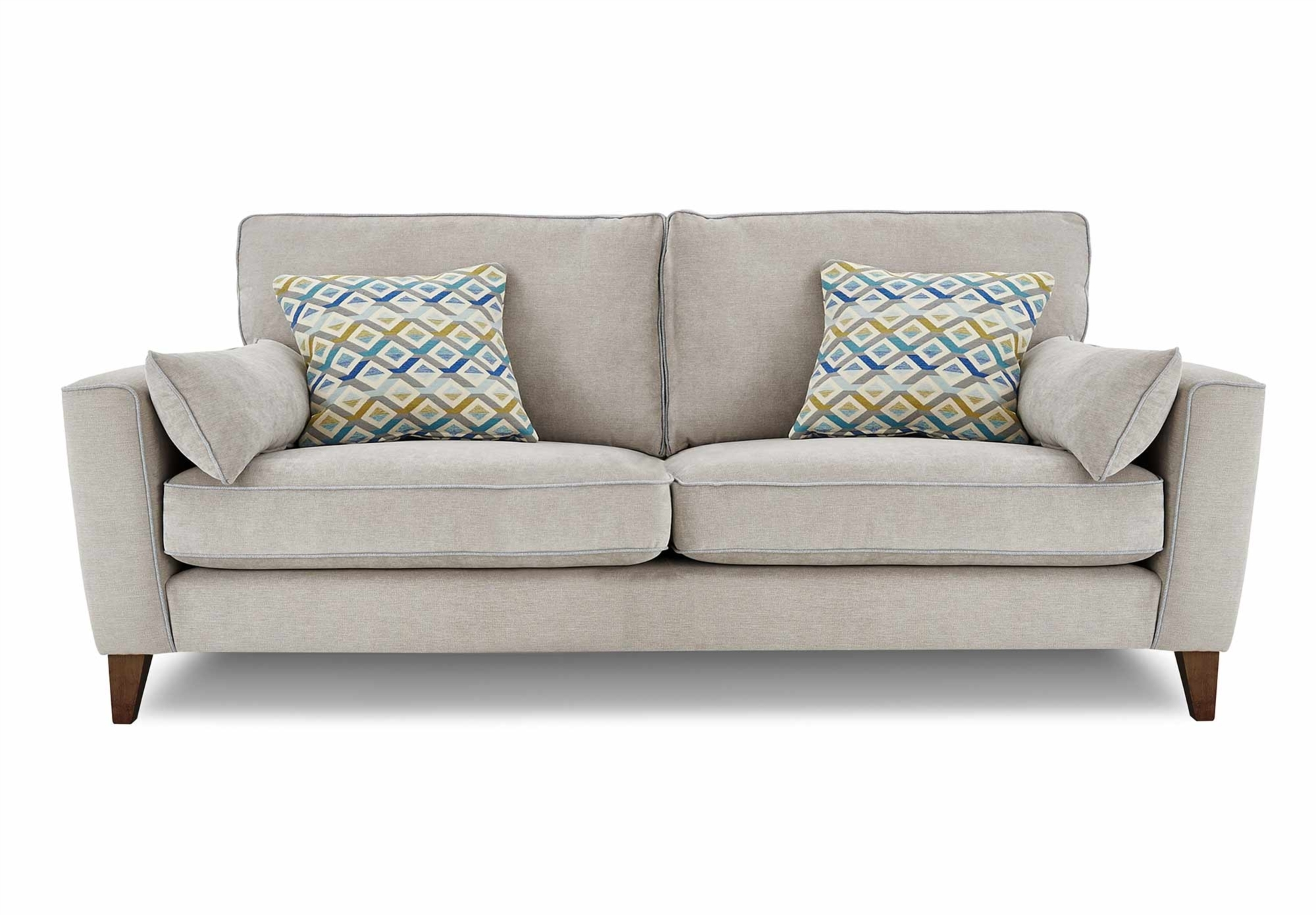 Four Seat Sofa Hereo Sofa Regarding 4 Seater Couch (Image 7 of 15)
