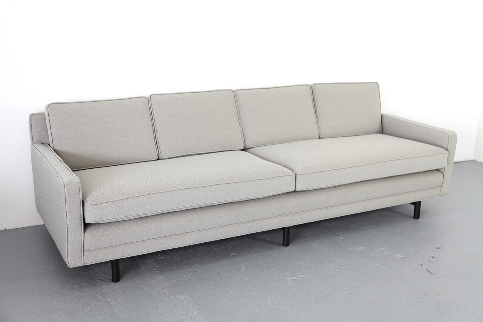 Four Seater Sofas Driade Megara Four Seater Sofa Seater Fabric For Four Seat Sofas (Image 8 of 15)