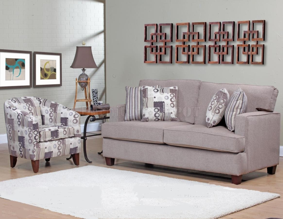 Funiture Chic Living Room Accent Chairs Combined With Sweet Misty Regarding Accent Sofa Chairs (Image 10 of 15)