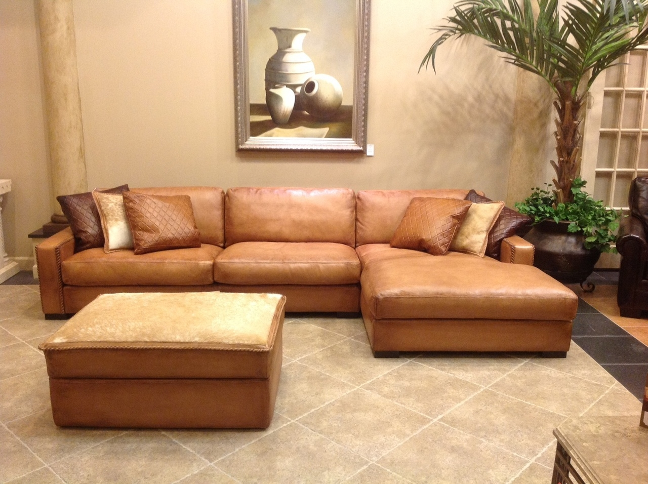 Furniture Comfortable Deep Seat Sectional For Your Living Room With Regard To Comfortable Floor Seating (Image 10 of 15)