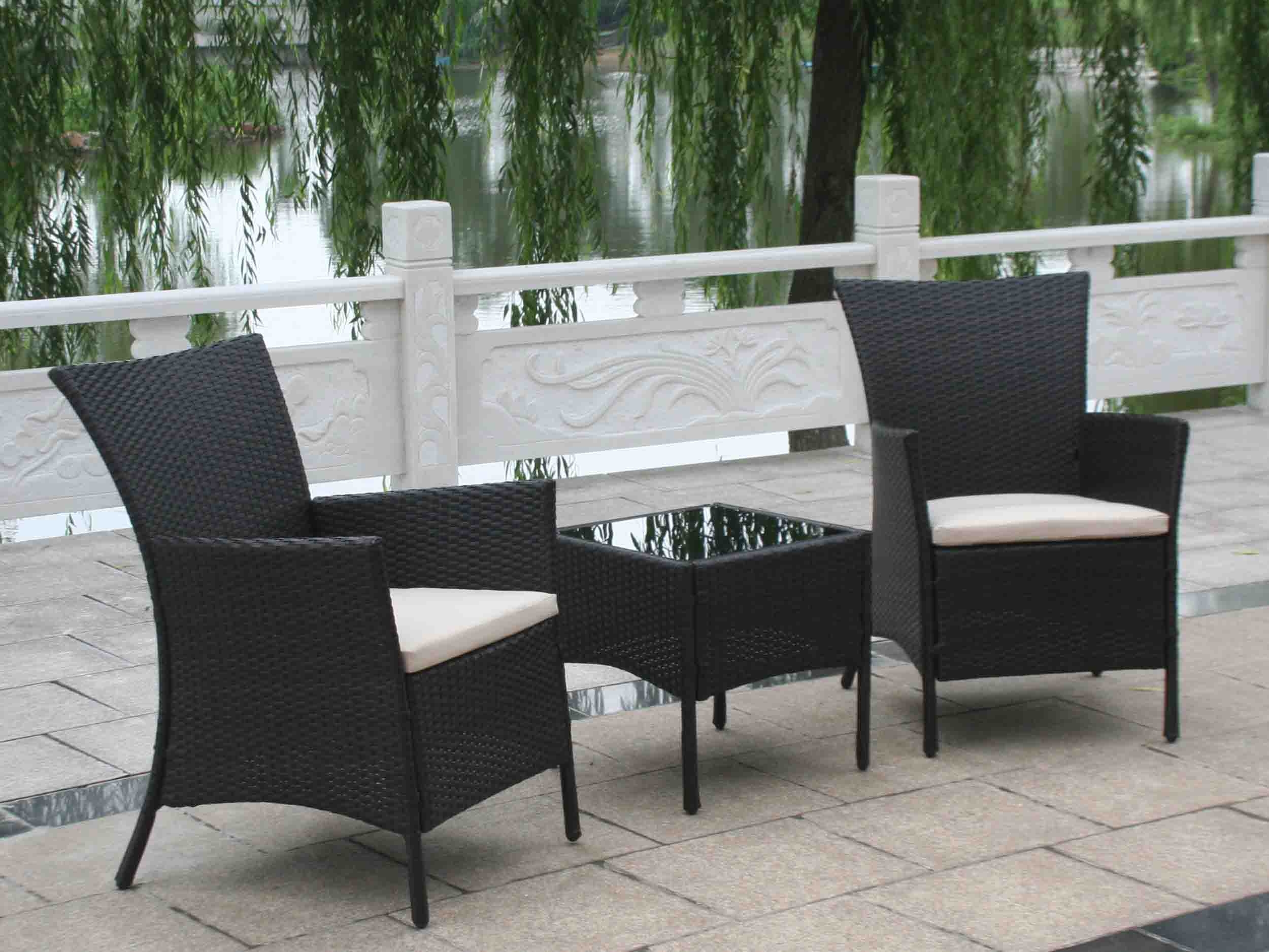 Furniture Perfect Choice Of Outdoor Furniture With Smart Pvc With Regard To Outdoor Sofas And Chairs (Image 9 of 15)