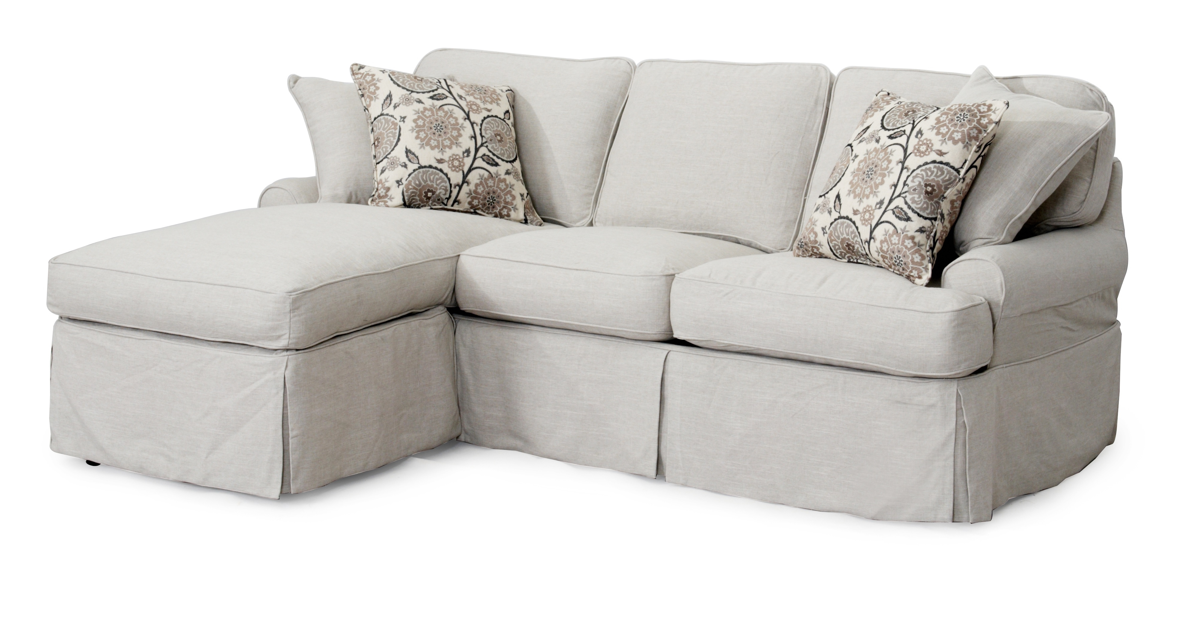 Furniture Perfect Living Room With Sofa Slipcovers Walmart For Inside Slipcovers For Sofas And Chairs (Image 5 of 15)