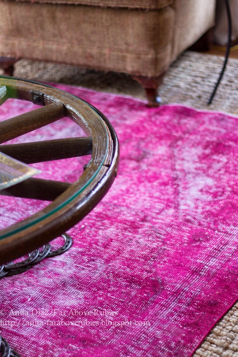Fuschia Pink Rug Roselawnlutheran Pertaining To Fuschia Pink Carpets (Image 6 of 15)