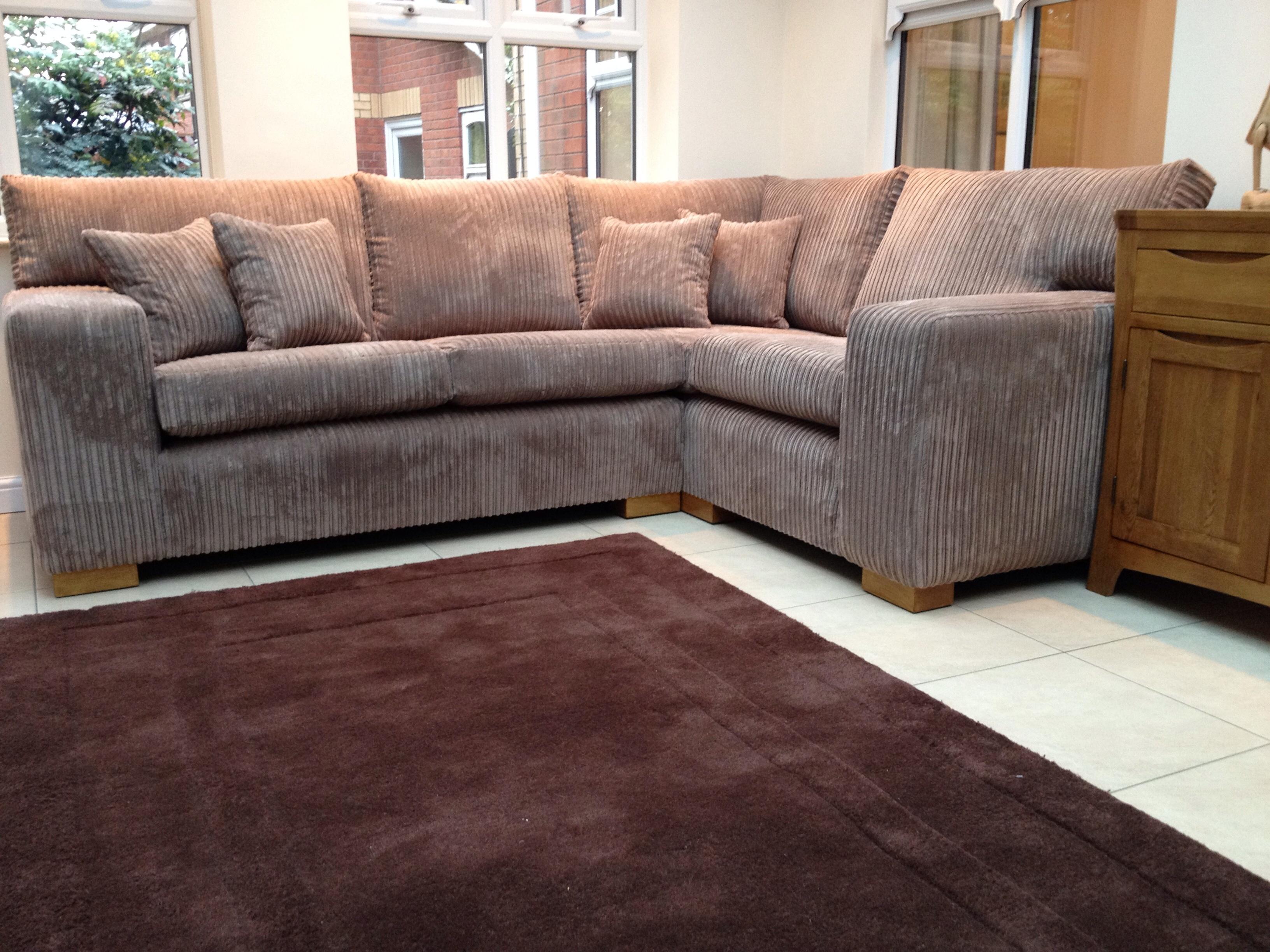 Gallery Ralvern Upholstery Bespoke Sofas Reupholstery Inside Bespoke Corner Sofas (Image 12 of 15)