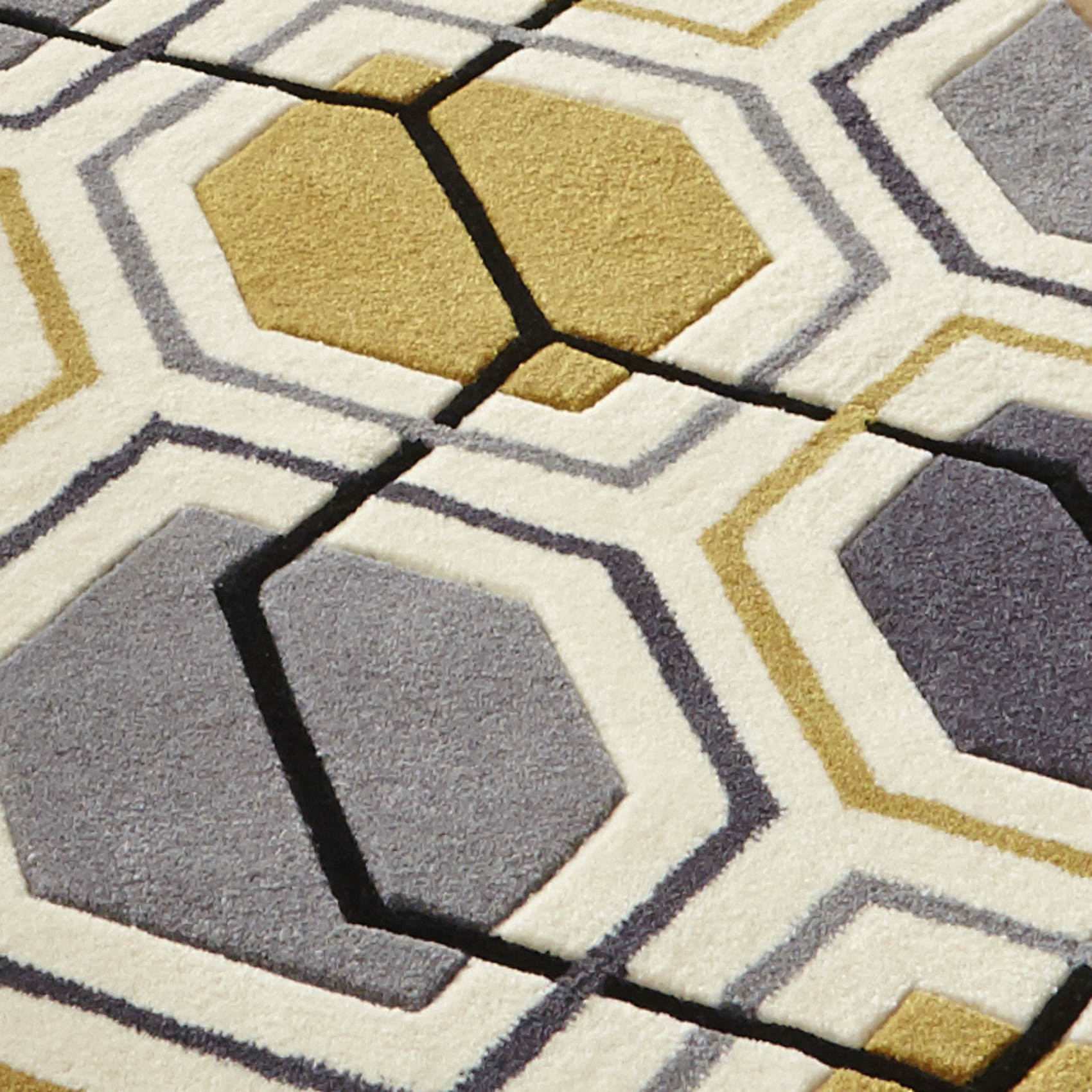 Geometric Yellow Rug Roselawnlutheran For Large Geometric Rugs (View 4 of 15)