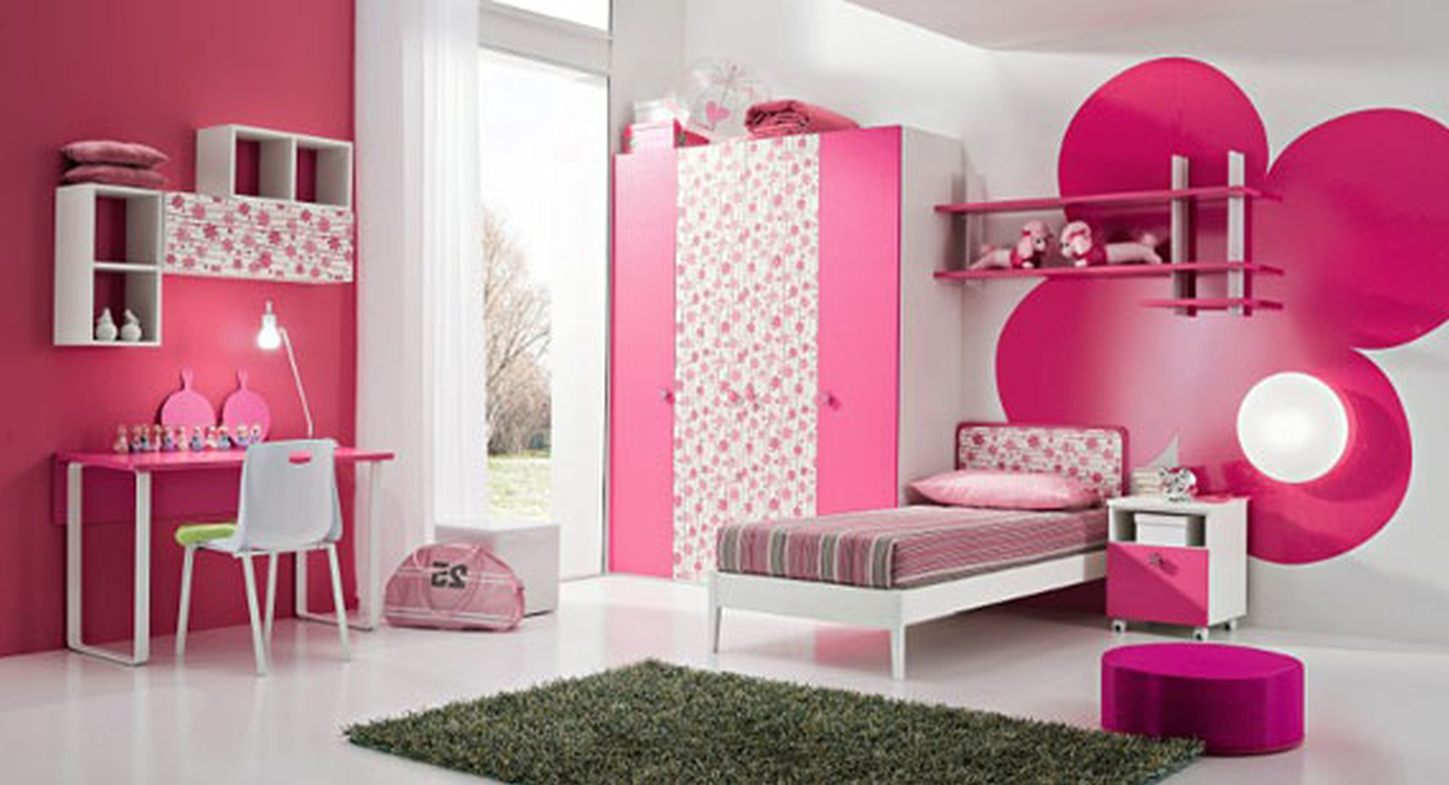 Girls Bedroom Furniture Sets Cupboards Wardrobe Ideas Butterfly Regarding Childrens Pink Wardrobes (Image 10 of 25)