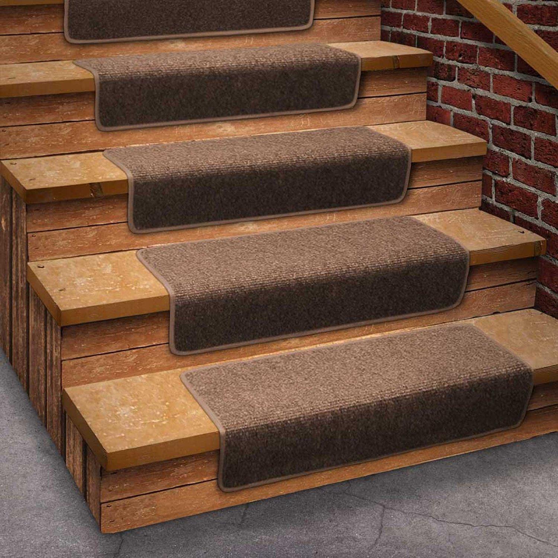 Good Bullnose Carpet Stair Treads Modern Carpet Treads For In Bullnose Stair Tread Rugs (Image 7 of 15)