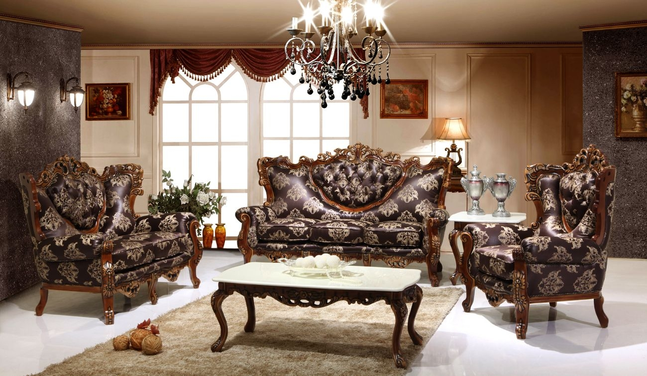 Gothic Style Furniture The Gothic Style Gothic Style Bed Frame With Regard To Gothic Sofas (Image 10 of 15)