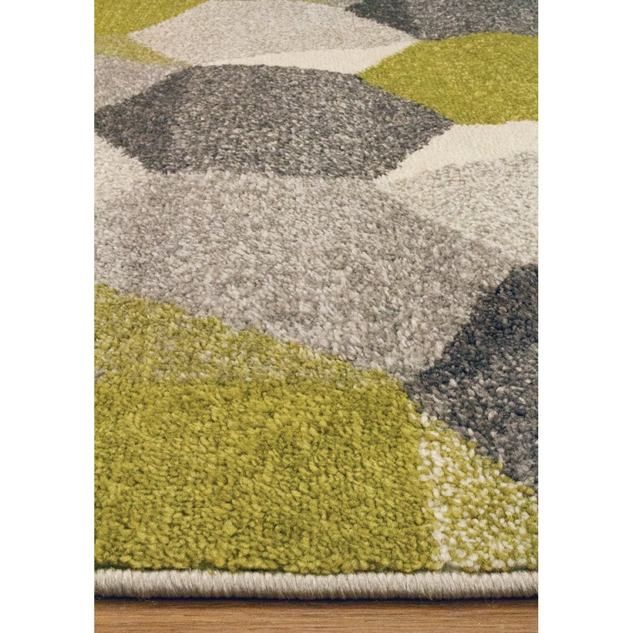 Gray Green Rug Home Decors Collection For Green And Brown Rugs (Image 3 of 15)