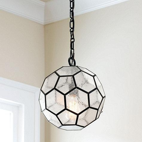 Great Best Honeycomb Pendant Lights Pertaining To Urbanoutfitters Gt Honeycomb Glass Pendant Shade (Image 10 of 25)