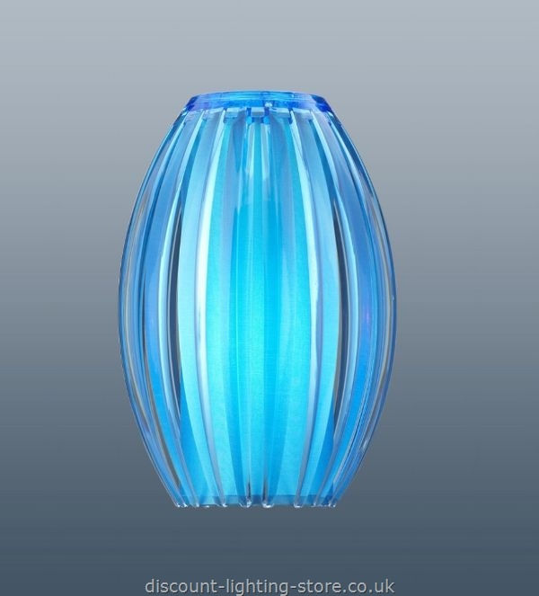 Featured Image of Blue Pendant Light Shades