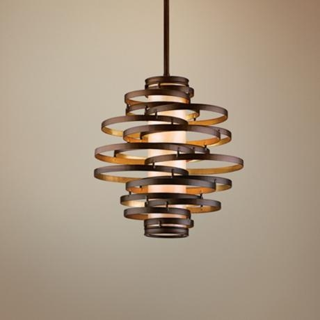 Great Common Corbett Vertigo Medium Pendant Lights For Corbett Vertigo Small Pendant Light Style J6250 Vertigo (View 3 of 25)