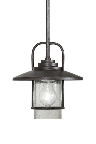 Great Deluxe Patriot Lighting Pendants With Regard To Patriot Lighting Elegant Home Miner Bronze 1 Light Mini Pendant (Image 14 of 25)