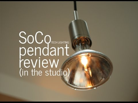Great Deluxe Soco Pendant Lights Within Soco Modern Pendant Tech Lighting An Architects Review Youtube (Image 14 of 25)
