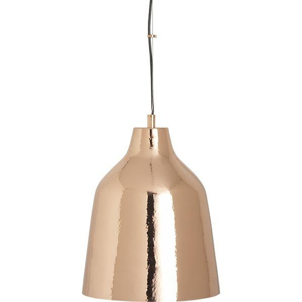 Great Fashionable Crate And Barrel Pendant Lights With Pendant Lamp Crate And Barrel (Image 12 of 25)